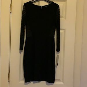 French Connection Dress in Black Size 6